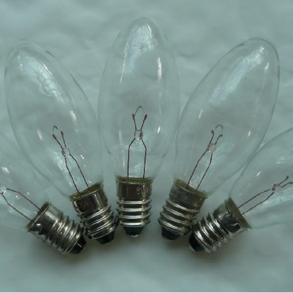 Noma R3 12 volt 3watt CLEAR spares for 20 light sets