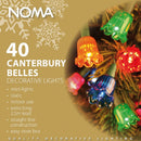 Noma 4405 Canterbury Belles 40 Light Indoor Set IN STOCK 30th SEPTEMBER