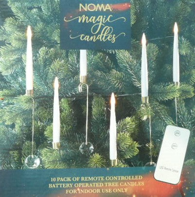 Noma Magic Tree Candles 1019386