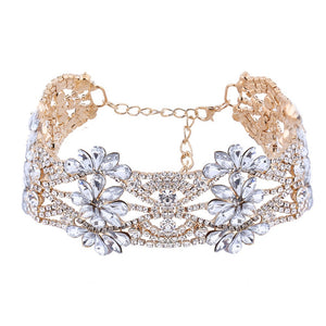 Arise Crystal Choker - BAY BLING BEAUTY