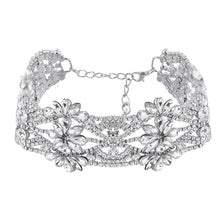 Load image into Gallery viewer, Arise Crystal Choker - BAY BLING BEAUTY