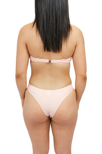 Pink Catch The Vibe Bikini Bottom - BAY BLING BEAUTY