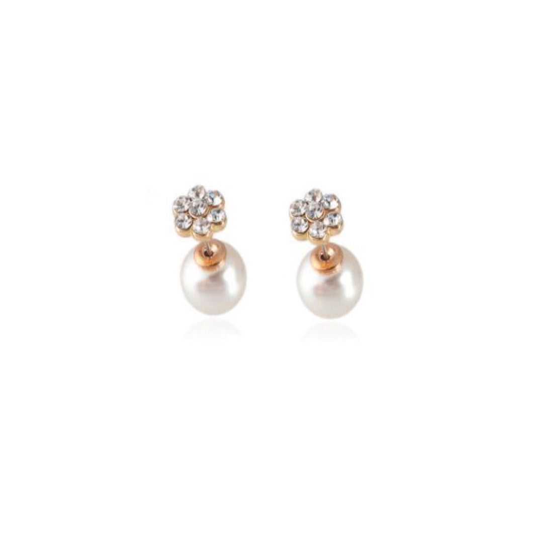 Yaletown Pearl Earrings