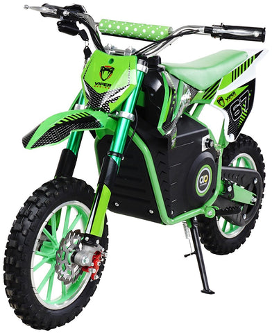 Mini moto Cross Elettrica Viper 1000w