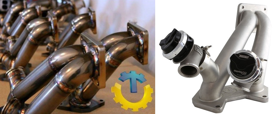 Cast VS Welded Turbo Manifolds - Turbosource
