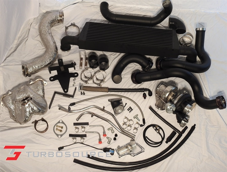 Mercedes Turbo Kits