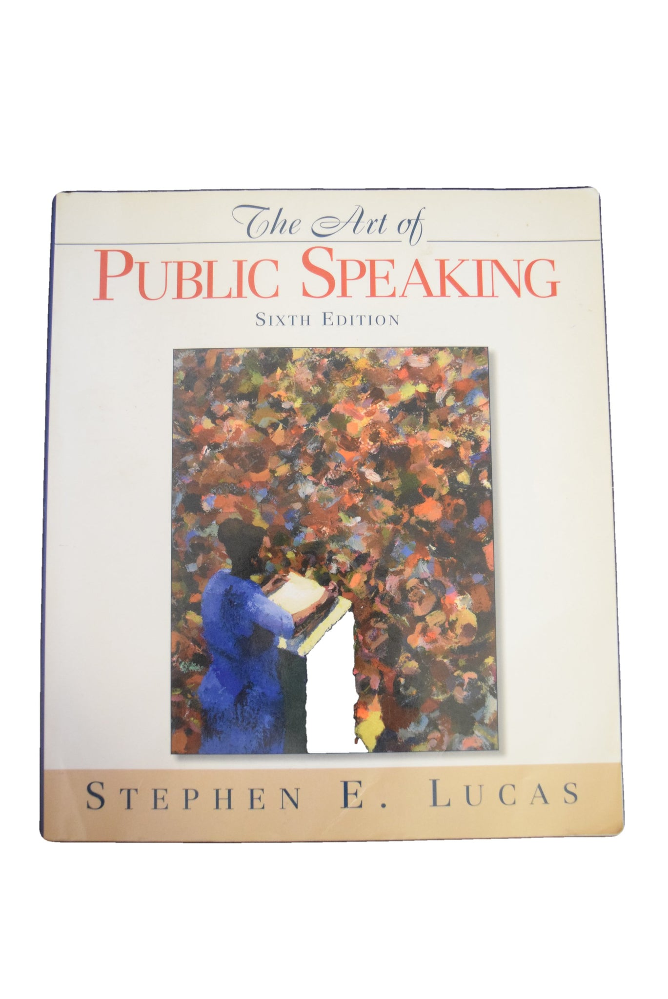 Test bank for the art of public speaking 10/e by lewis.