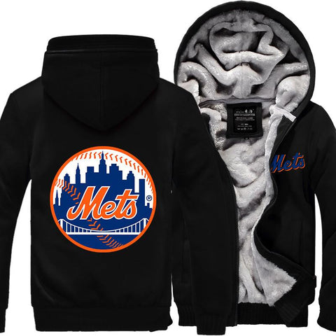 check out a9722 46a20 50% OFF !!] EXCLUSIVE NEW YORK METS HOODIE JACKET - FREE ...