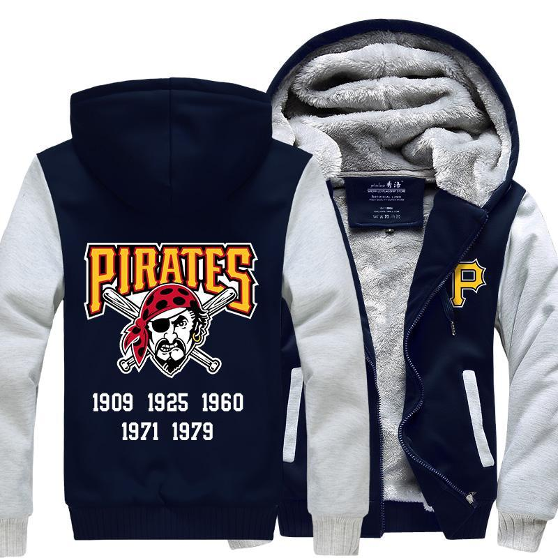 the best attitude 509bf d1377 [ 50% OFF!! ] EXCLUSIVE PITTSBURGH PIRATES CHAMPIONSHIP HOODIE JACKET -  FREE SHIPPING
