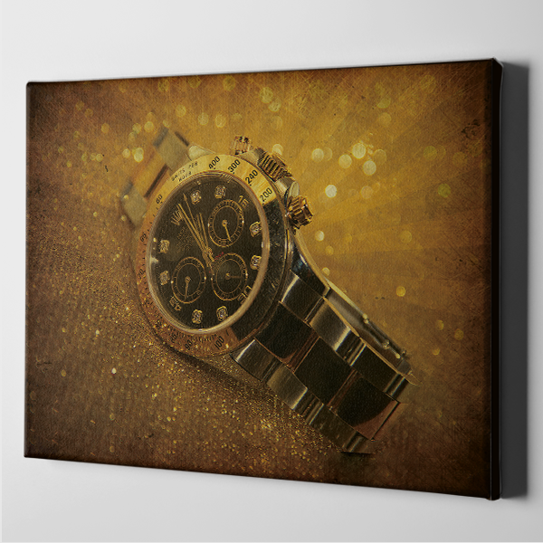 Golden Eye Watch