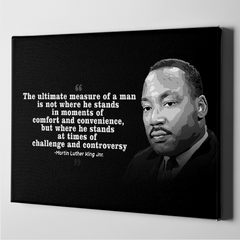 Challenge and Controversy - MLK