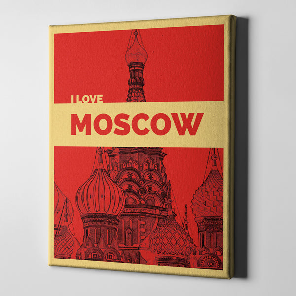 I Love: Moscow