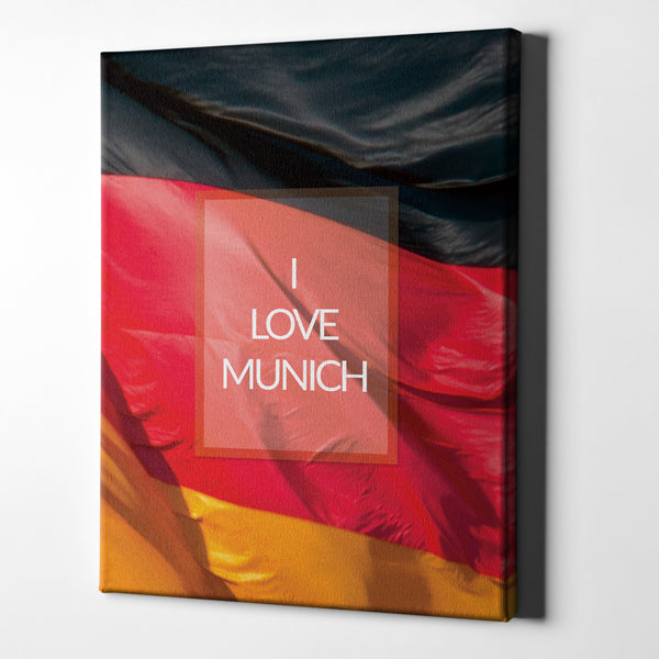 I Love: Munich