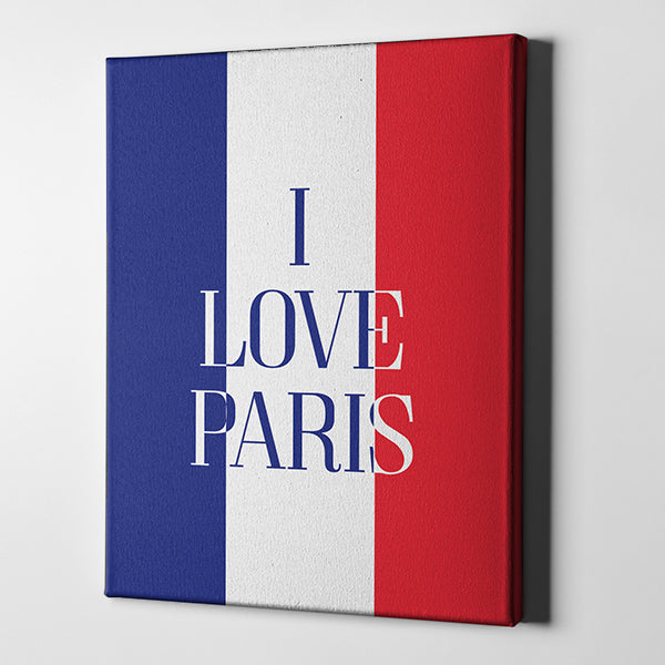 I Love: Paris