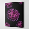Purple Chrysanthemum Floral