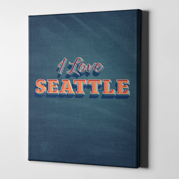 I Love: Seattle