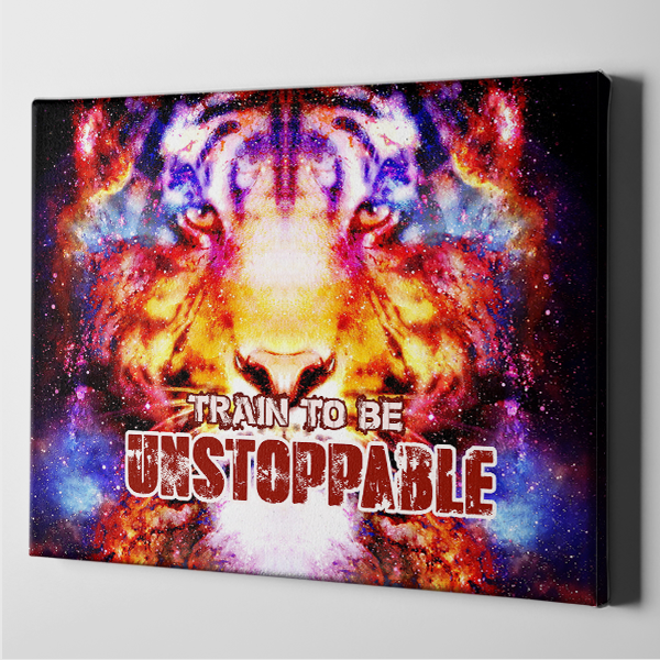 Train To Be Unstoppable