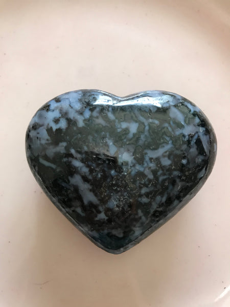 Gabbro Heart - small