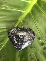 gabbro crystal heart