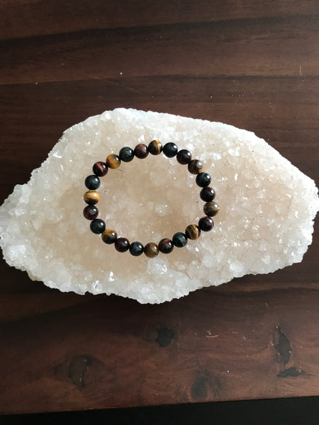 Tiger's Eye (multi-color) Stretch Bracelets