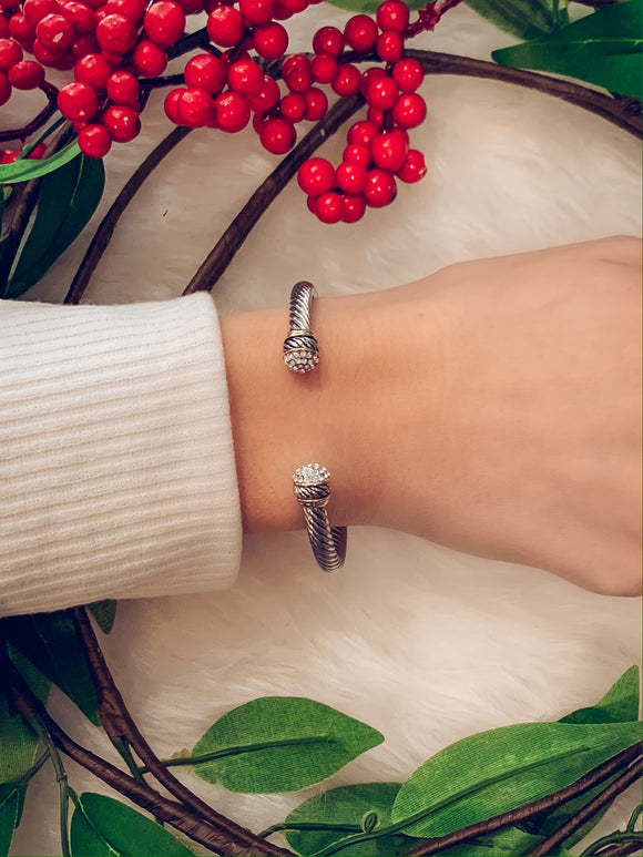 Dupe David Yurman Bracelet