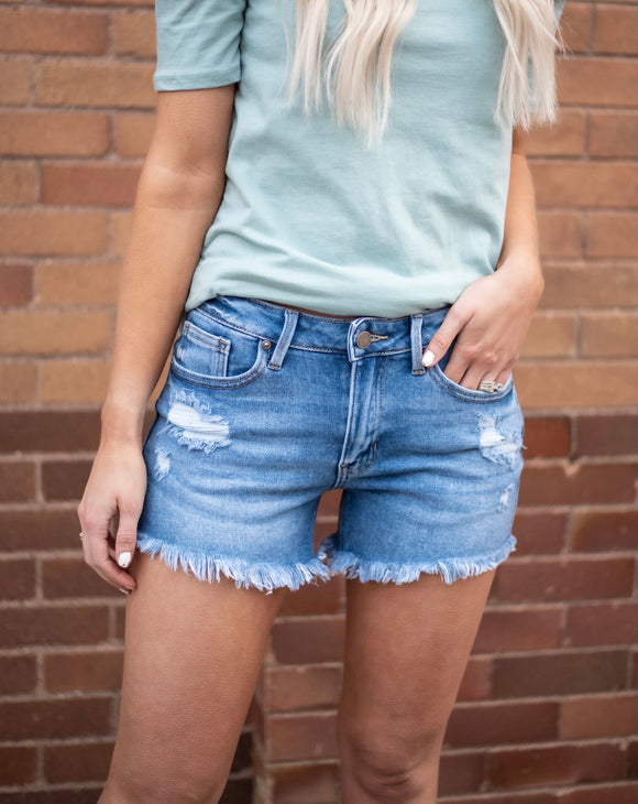 Nashville Denim Shorts