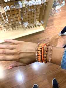 Can't Wait To Wear You Stackable Bracelets- 3 Colors
