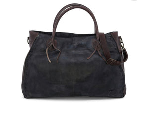 BedStu Rockaway Black Purse