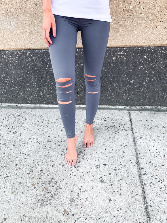 Multi Cut Leggings