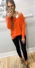 Soft V-Neck Pullover - 3 Colors