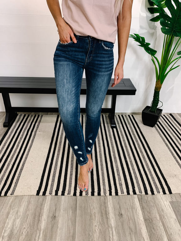 Universal High Rise Skinny Jeans
