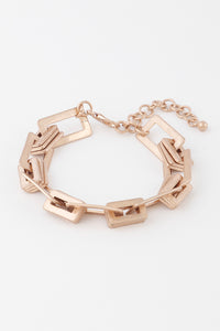 Chunky Chain Bracelet-2 colors