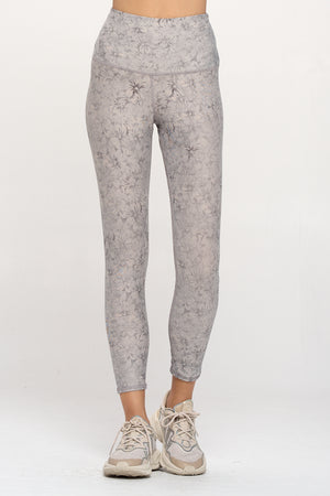 Sofia - Pink Orchid Ice Cloud 7/8 Legging (RW)