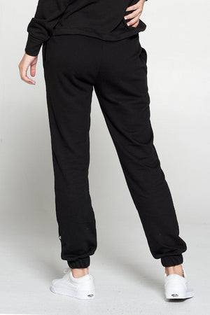 Dua - Black Sweatpants Activewear