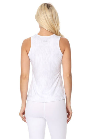 Feather Heaven Performance Tank Top - evcr2