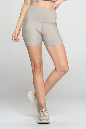 "Mia Short - Paloma w Pockets 5"" (High-Waist) - LIMITED EDITION Shorts"