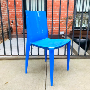Blue UltraBellini Heller Chair