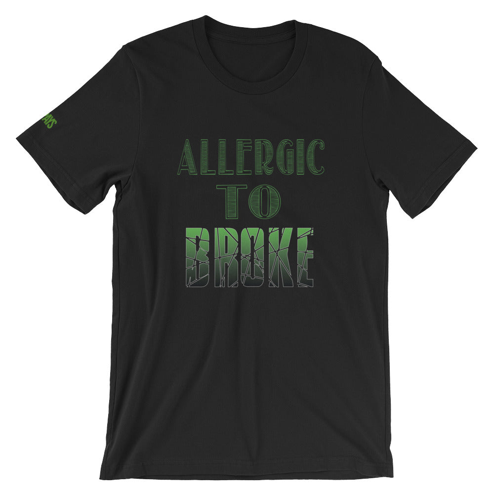 Allergic To Broke