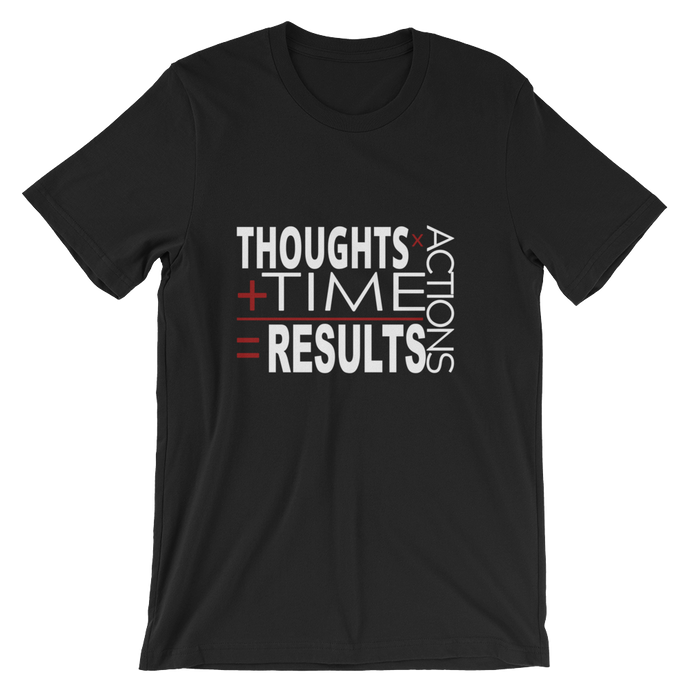 ThoughtsxActions+Time=Results