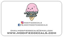 Modified Decal Digital Gift Card