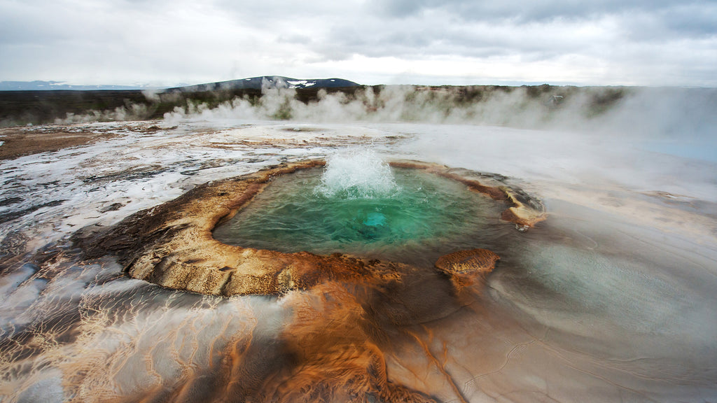 The Most Picturesque Hot Springs in the World