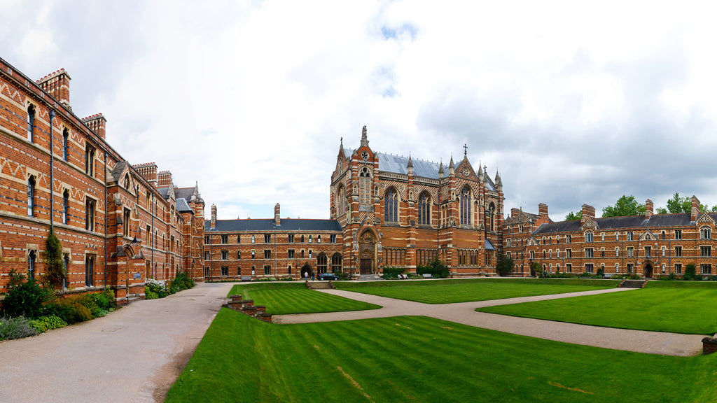 The Most Stunning College Campuses in America