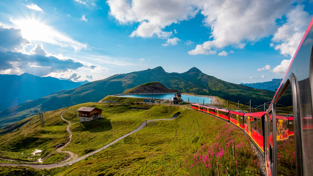The Most Astonishing Train Rides In The World