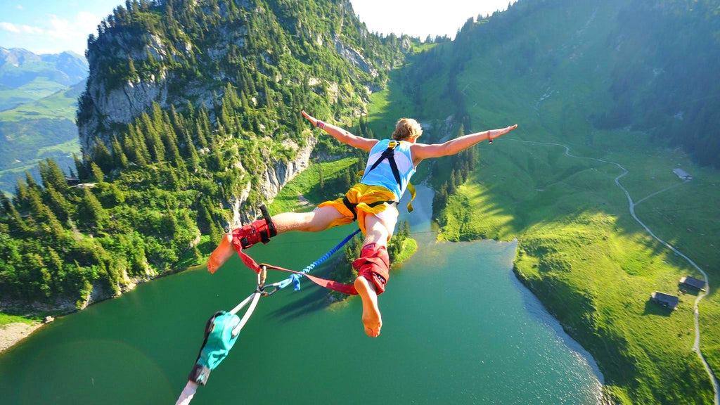 6 Most Adventurous Places For The Thrill Seeking Adventurers