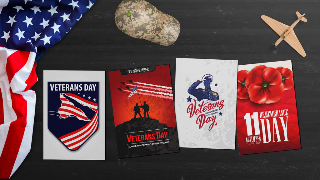 FREE Veteran's Day E-cards