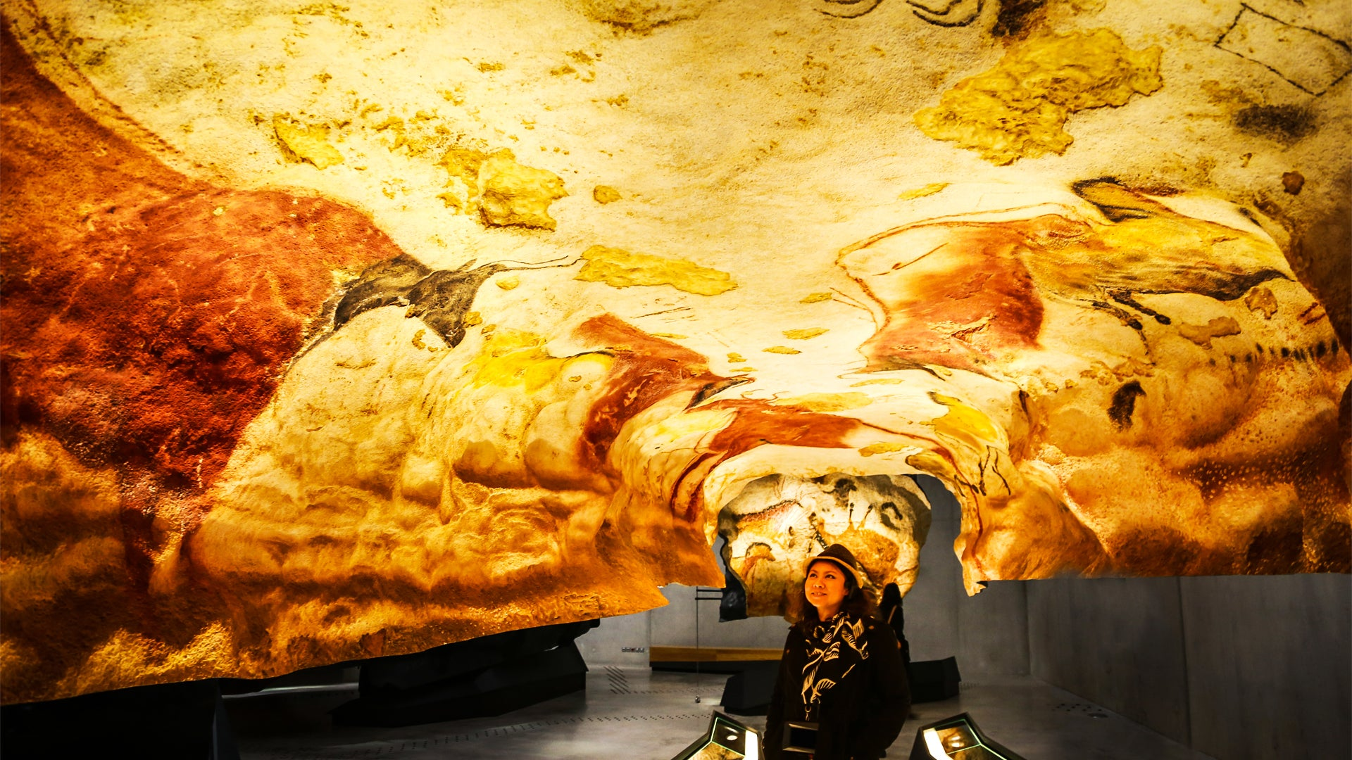 The Lascaux Caves, France