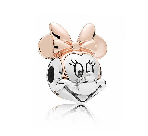 Berloques Charms Mickey Minnie - Leve 2 Pague 1