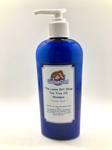 Tea Tree Oil Lice Shampoo - 8oz