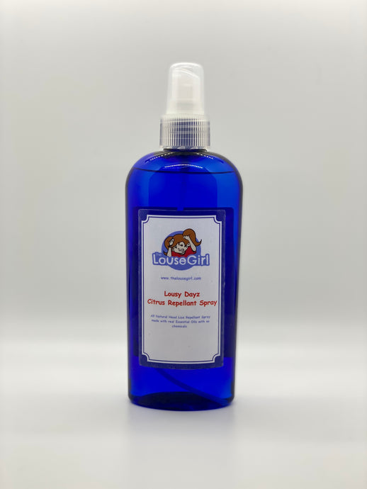 Anti Lice/ Nit Repellent Spray - 8 fl oz
