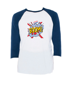 Raglan 3/4 Sleeve T-Shirts